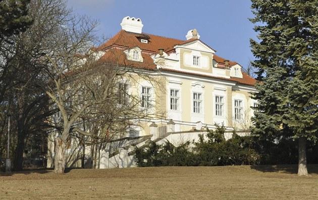 Záme�ek Hanspaulka je chrán�n jako kulturní památka �eské republiky.