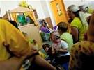 Speciální oddělení věznice ve Světlé nad Sázavou pro matky s dětmi (18. června 2012, Světlá nad Sázavou)