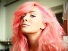 Ta��na Kucha�ov� zm�nila barvu vlas� kv�li focen� kampan� pro n�vrh��ku Ivanu Mentlovou.