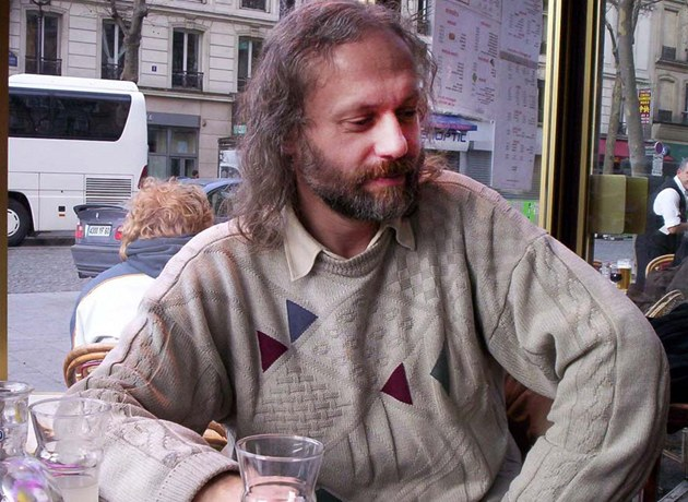 Básník a literární historik Petr Hru�ka