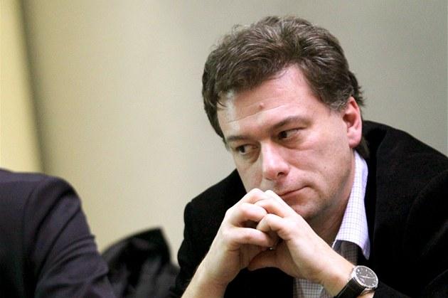Místop�edseda ODS Pavel Bla�ek