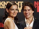 Katie Holmesová a Tom Cruise