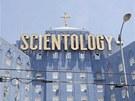 Chrám scientologů v Los Angeles