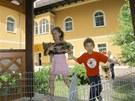 Klokánek v Jindřichově Hradci byl uveden do provozu loni v červnu.