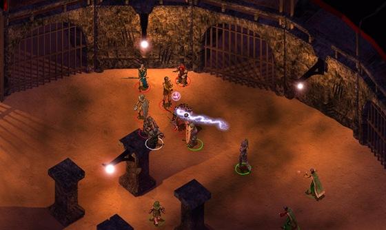K hran� ji p�it�hl titul Baldur�s Gate. Byl to jeden z titul�, kter� j� pomohl p�eklenout obt�n� obdob�.