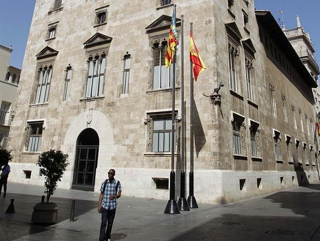Ú�ad vlády ve �pan�lské Valencii.