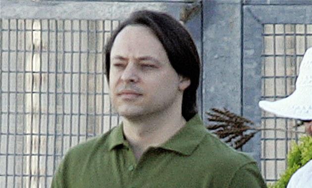 David Hicks na snímku z roku 2007, kdy byl propu�t�n z Guantánama.