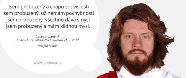 Jan Budař a jeho Konfigurátor, vytvořený nejen k albu Lehce probuzený.