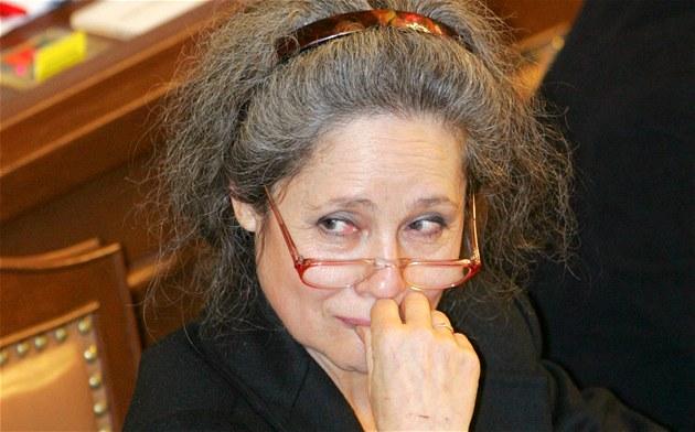 Here�ka a bývalá poslankyn� Tá�a Fischerová tvrdí, �e ke kandidatu�e na Hrad ani nepot�ebuje moc pen�z. Kdy� nesel�ou ve�ejnoprávní média, míní, �e bude v kampani dost na o�ích.