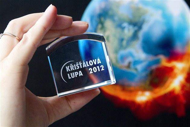 Sedmý ro�ník ankety K�i��álová Lupa 2012 - Cena �eského internetu nese název