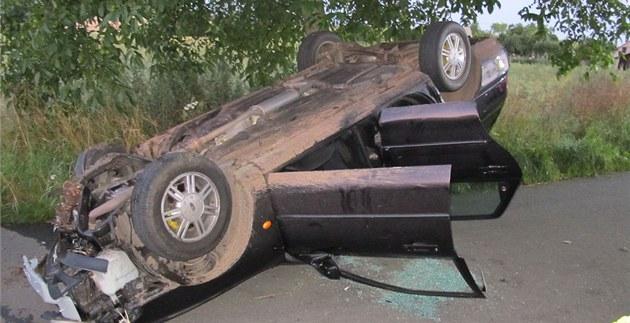 Nehoda u Bohda�ína na Rychnovsku