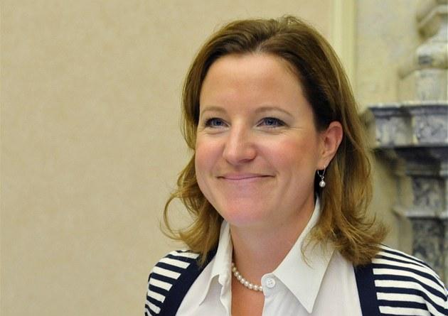 Vicepremiérka Karolína Peake.
