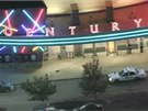 Z�b�r na kino v denversk�m p�edm�st� Aurora, kde �ty�iadvacetilet� mu� st��lel do n�v�t�vn�k� b�hem premi�ry filmu Batman (20. �ervence 2012)