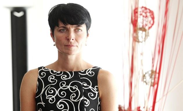 Nová vrchní státní zástupkyn� Lenka Bradá�ová (30. �ervence 2012, Praha)