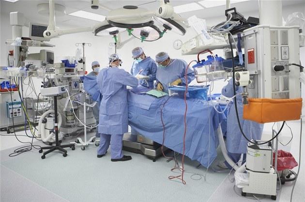 Nejv�t�í soukromý provozovatel nemocnic na sv�t� Hospital Corporation of