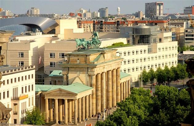 Berlín (ilustra�ní snímek)