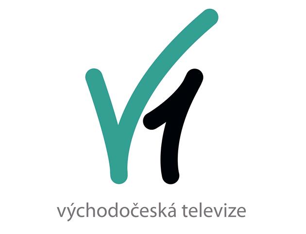 Logo východo�eské televize V1