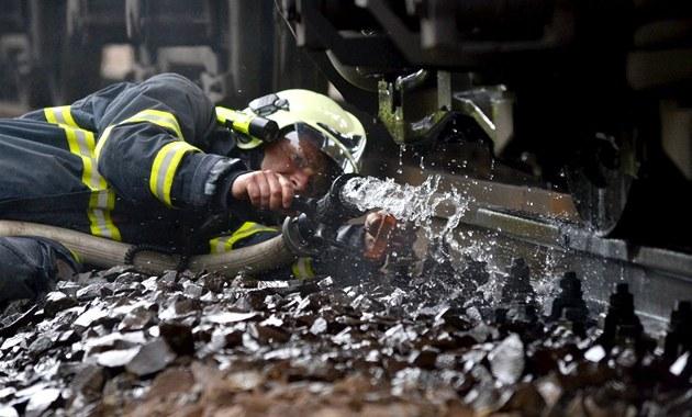 hasi� hasi�i ilustra�ní vlak