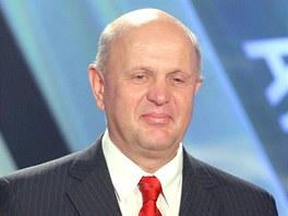 Atletický trenér Rudolf Černý