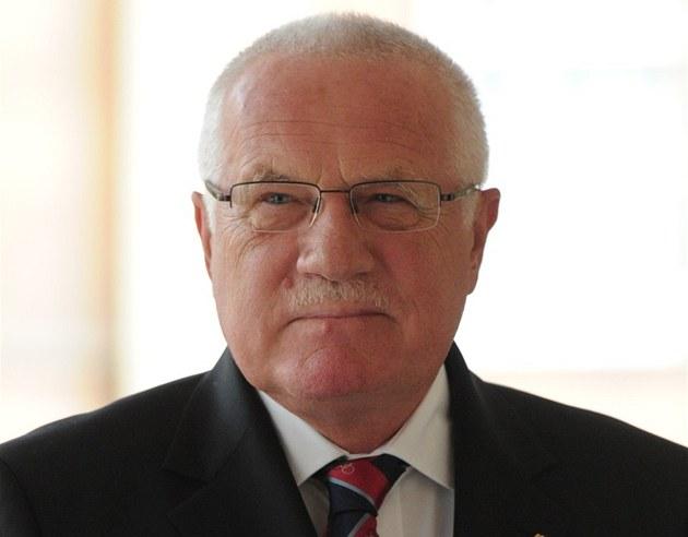 Václav Klaus zareagoval na ostrá slova ze strany premiéra Petra Ne�ase