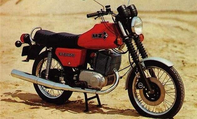 MZ ETZ250