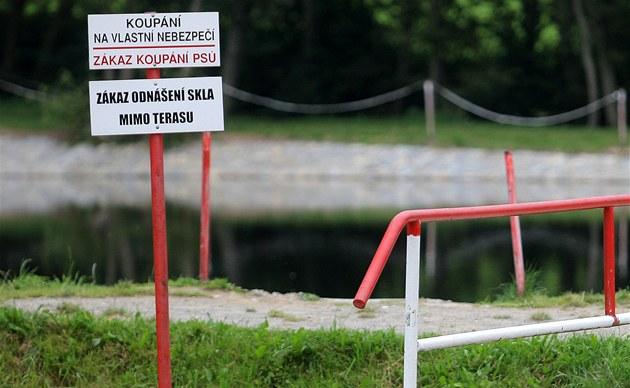 V koupali�ti autokempu Rohanov na Prachaticku byl ve �tvrtek nalezen mrtvý