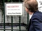 Miro �birka v Abbey Road Studios