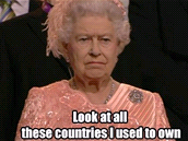 """Kr�lovna p�i sledov�n� olympijsk�ch her se neubr�nila v�razu, kter� se do�kal stovky r�zn�ch """"bublin"""""""