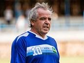 Někdejší fotbalový reprezentant Ladislav Vízek