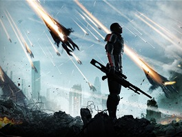 Kvůli kritice zakončení Mass Effect 3 se téměř zapomnělo na otravnou nutnost hrát multiplayer.