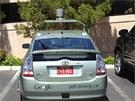 Jak svět vidí automatické auto Google.