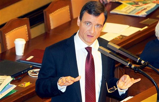 David Rath po�ádal poslance ke svému vydání k trestnímu stíhání kv�li podez�ení