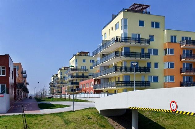 Nový byt v Praze se dá aktuáln� po�ídit i pod milion korun. Ilustra�ní snímek