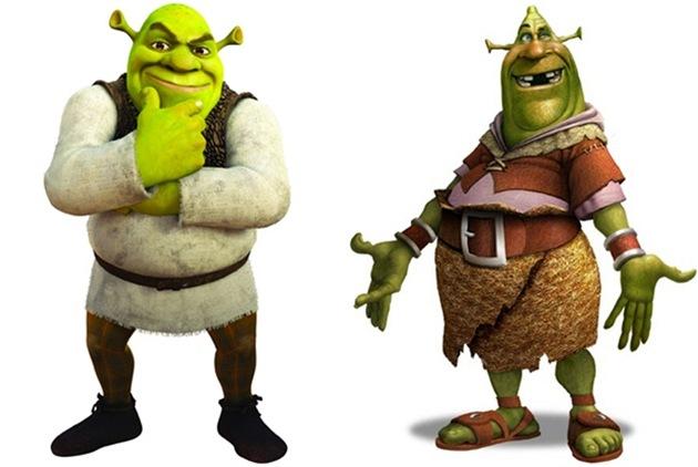 Shrek tak, jak ho (ne)známe.