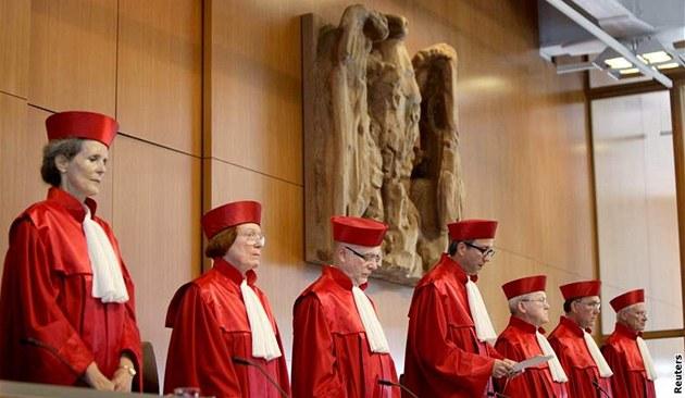 N�mecký ústavní soud.