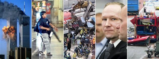 Po 11. zá�í 2001 se terorismus v o�ích Západu scvrkl p�edev�ím jen na al-Káidu,