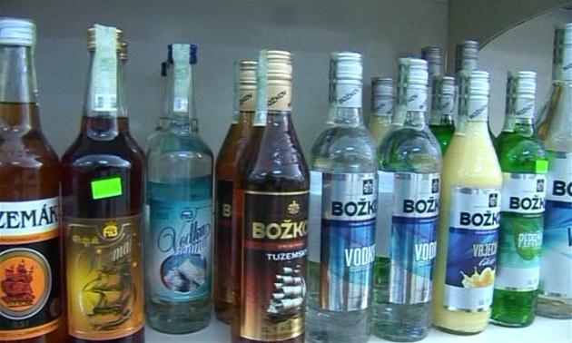 Otrava alkoholem