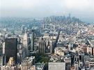 Pohled z86. patra Empire State Building kjihu. Na Empire State Building jste...
