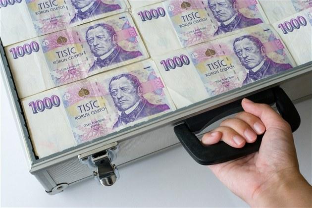 Peníze (ilustra�ní foto)