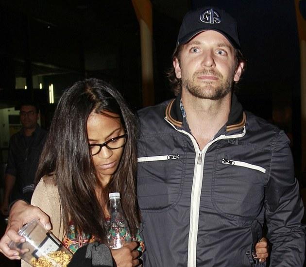 Bradley Cooper a Zoe Saldana spolu byli v kině.