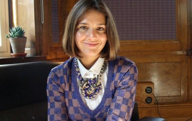 """""""Nejsem ob� ani otrok módy,"""" �íká o sob� návrhá�ka Margherita Missoni."""