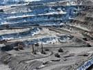 Důl na zlato Kumtor v Kyrgyzstánu provozuje kanadská společnost Centerra Gold.