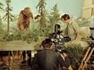 Z nat��en� filmu Cesta do prav�ku