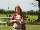 Emily Bluntová ve filmu Looper