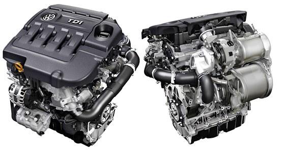 Volkswagen Golf dostal nový turbodiesel 2,0 TDI