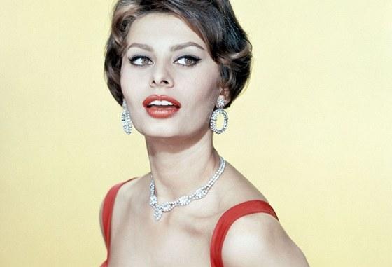 Sophia Lorenová, snímek z roku 1955