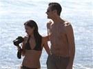 Jim Carrey a jeho nová přítelkyně