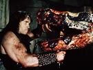 Arnold Schwarzenegger jako Barbar Conan (1982)