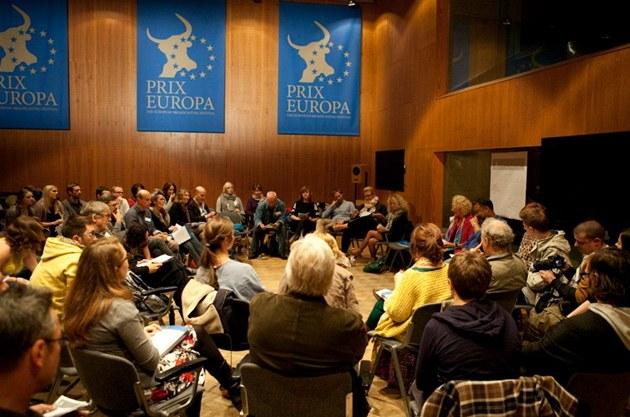 Prix Europa 2012 - diskuse nad p�ísp�vky