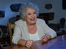 Jiřina Bohdalová v sérii Ach, ty vraždy! (díl Archiv Felixe Burgeta)